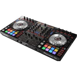 SERATO DJ PROの多彩な演奏機能と、さまざまなシーンで対応可能な入出力端子を搭載したDJコ...