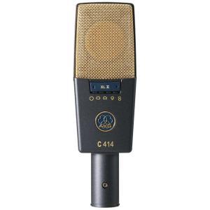 """""""C12""""の特性を踏襲し、存在感のある煌びやかなサウンドを出力。  C414の前身となる「C12」の..."""
