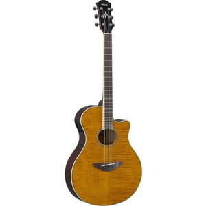 YAMAHA ヤマハ アコースティックギター エレアコ APX600FM AM(アンバー)|key