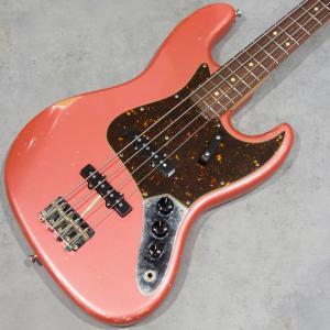 エレキベース ジャズベース ジャズベ Fullertone Guitars JAY-BEE 60 Rusted Burgundy Mist MH #1708036 key