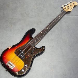 エレキベース プレシジョンベース プレべ Fullertone Guitars PRO-BAGANDA 60 Rusted 3-tone-sunburst #1904274 key