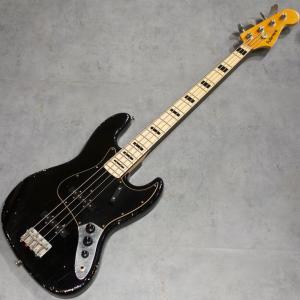 エレキベース ジャズベース ジャズベ Fullertone Guitars JAY-BEE 70 Soft Rusted Black Maple #1903261 key