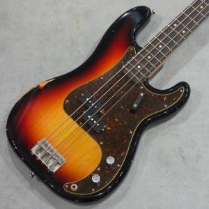 エレキベース プレシジョンベース プレべ Fullertone Guitars PRO-BAGANDA 60 Rusted with