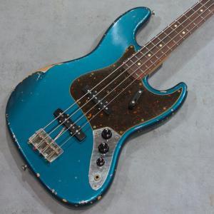 Fullertone Guitars エレキベースJAY-BEE 60 Rusted Lake Placid Blue #1906294 key