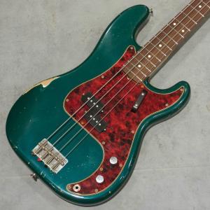 エレキベース プレシジョンベース Fullertone Guitars PRO-BAGANDA 60 Rusted Cadillac Green #1907295 key