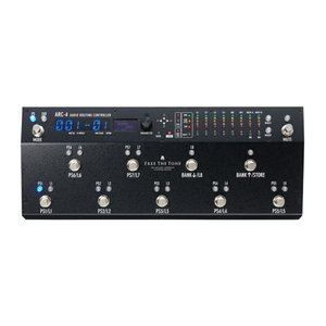 Free The Tone フリーザトーン ARC-4 Audio Routing Controller|key