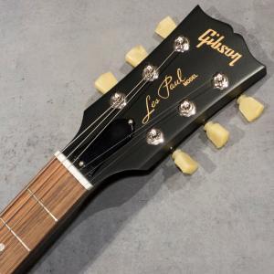 ギブソン エレキギター Gibson Les Paul Faded Tribute Worn Ebony 【送料無料】 key 09