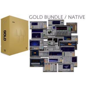 必要なものは全て揃っています。  Waves Goldはトラック処理、ミキシング、マスタリングを対象...