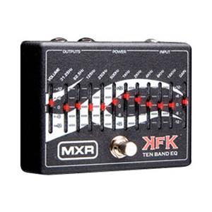 MXR KFK-1 10 BAND EQUALIZER|key
