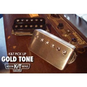K&T MODERN VINTAGE GUITARS / GOLD TONE【全てのハムバッキングピックアップ原点、最初のPAFサウンド】 【 送料無料!】 key