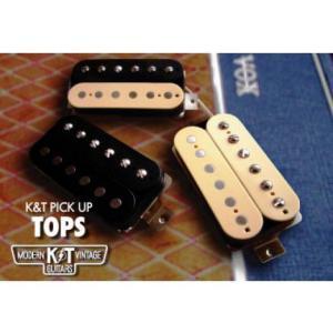K&T MODERN VINTAGE GUITARS / TOPS 【STANDARD Version】【完全手巻きで再現するPAFサウンド】  【 送料無料!】 key