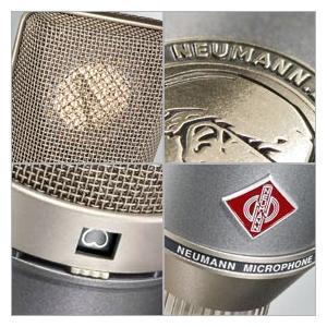 Neumann ノイマン マイク TLM67 【 NEUMANN 80周年記念モデル 】 key 02