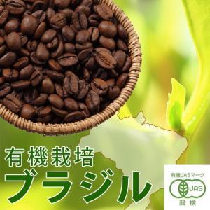 有機栽培 ブラジル 200g(豆)x1個