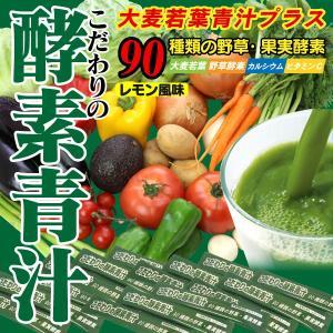人気ランキング入り 酵素青汁【お試し15包/ポス...の商品画像