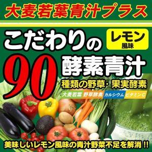 人気ランキング入り 酵素青汁【お試し30包】す...の関連商品3