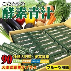 すっきりフルーツ風味 青汁 大人買い超特価(3...の関連商品9