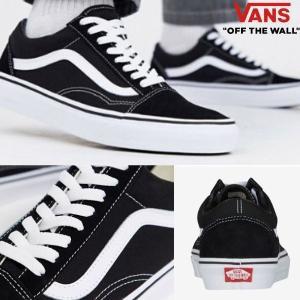 【VANS】Men's Old Skool  オールドスクール【大きいサイズ】メンズ ローカット ブラック×ホワイト keyoflife-plus-shop