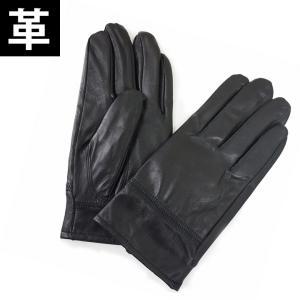 手袋 メンズ レザー 革 黒 グローブ キーズ Keys-003|keys