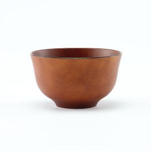 KEYUCA(ケユカ) 汁椀 お椀 | 羽反木目椀|keyuca