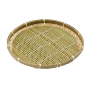 一人分のさるそば、ざるうどんにおすすめの皿です。 竹製なので、涼しげです。 サイズ:φ22×4cm ...