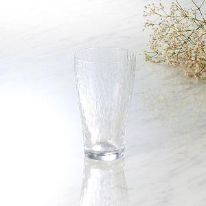 KEYUCA(ケユカ) タンブラー ビアグラス | さざめき ロングタンブラー 37.5|keyuca