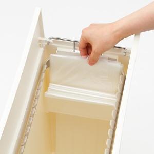 ゴミ箱 ごみ箱 おしゃれ キッチン シンプル ふた付き スリム | 送料無料 arrots ダストボックス ごみ箱 ゴミ箱 2個セット KEYUCA(ケユカ)|keyuca|06