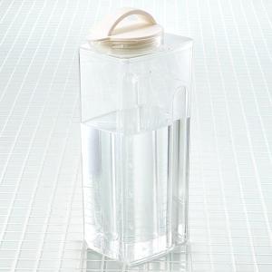 KEYUCA(ケユカ) 水差し ピッチャー | 耐熱タテヨコ冷水筒 2.0L II|keyuca