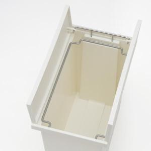 ゴミ箱 ダストボックス | arrots ダストボックス M 15.2L KEYUCA(ケユカ)|keyuca|03