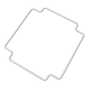 袋留め ダストボックス | arrots ダストボックスSS(3.6L)専用 袋留め 替えパーツ KEYUCA(ケユカ)|keyuca