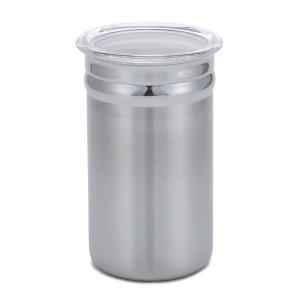 KEYUCA(ケユカ) ステンレスキャニスター 保存容器 | Nivola ステンレスキャニスター1000ml|keyuca