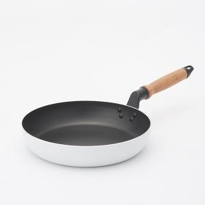 フライパン グルメパン | Rauho フライパン 26cm ホワイト KEYUCA(ケユカ) (グッドプライス)|keyuca