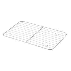 バット網 角型   シーザ 調理バット用アミ 浅型L用 KEYUCA(ケユカ) (グッドプライス) keyuca