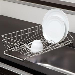 水切りかご 水切りカゴ | KEYUCA ケユカ 食器 シンク キッチン ステンレス