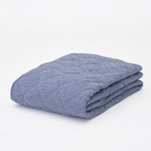 年間を通してご使用いただける肌触りの良い綿100%パイルのパットシーツです。 パイルは双糸使いなので...