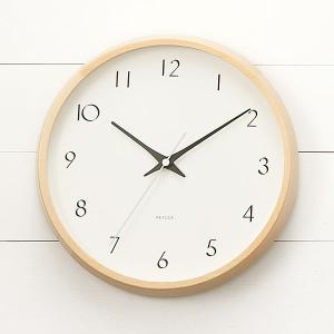 掛け時計 掛時計 | ode クロック ナチュラル 送料無料 KEYUCA(ケユカ)|keyuca