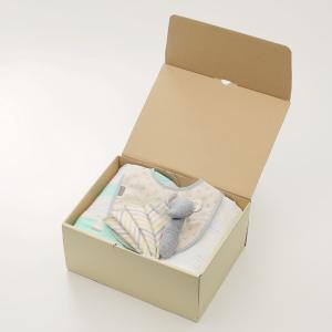 出産祝い ギフトボックス   ベビーギフトセット 2 WEB限定 KEYUCA(ケユカ) keyuca