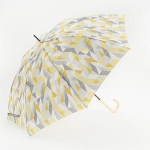 長傘 晴雨兼用傘 | 長傘 晴雨兼用 ジオメトリック イエロー KEYUCA(ケユカ)|keyuca