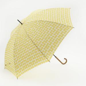 長傘 晴雨兼用傘 | 長傘 晴雨兼用 スクラッチドット イエロー KEYUCA(ケユカ)|keyuca