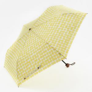 折りたたみ傘 晴雨兼用傘 | 折畳傘 晴雨兼用 スクラッチドット イエロー KEYUCA(ケユカ)|keyuca