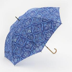 長傘 晴雨兼用傘 | 長傘 晴雨兼用 トルキッシュ ネイビーブルー KEYUCA(ケユカ)|keyuca