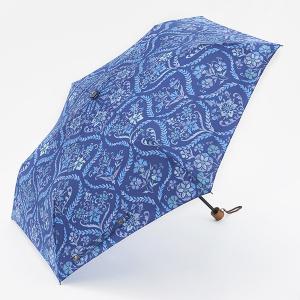 折りたたみ傘 晴雨兼用傘 | 折畳傘 晴雨兼用 トルキッシュ ネイビーブルー KEYUCA(ケユカ)|keyuca