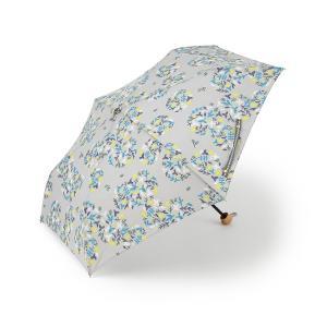 晴雨兼用傘 折りたたみ傘 | 折畳傘 晴雨兼用 ハーブ グレー II KEYUCA(ケユカ)|keyuca