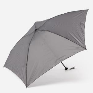 折りたたみ傘 軽量 | M 折畳傘 軽量 無地 グレー KEYUCA(ケユカ)|keyuca