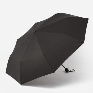 折りたたみ傘 耐風 | M 折畳傘 耐風 無地 ブラック KEYUCA(ケユカ)|keyuca