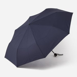 折りたたみ傘 耐風 | M 折畳傘 耐風 無地 ネイビーブルー KEYUCA(ケユカ)|keyuca