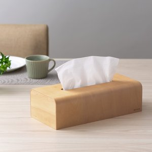 KEYUCA(ケユカ) ティッシュボックス 木製 | クワミ R ティッシュボックス|keyuca