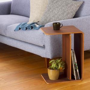 サイドテーブル ソファーテーブル | クワミサイドテーブル/ウォルナット 送料無料 KEYUCA(ケユカ)|keyuca
