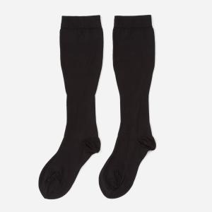 靴下 着圧 | H ナイロン 着圧靴下 ブラック KEYUCA(ケユカ)|keyuca