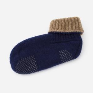 靴下 メンズ | B メンズ ホームシューズミドルIII  靴下 ソックス KEYUCA(ケユカ)|keyuca
