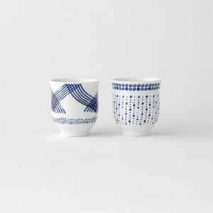 湯呑み 和食器 | 藍文様 湯呑み KEYUCA(ケユカ)(特別価格)|keyuca